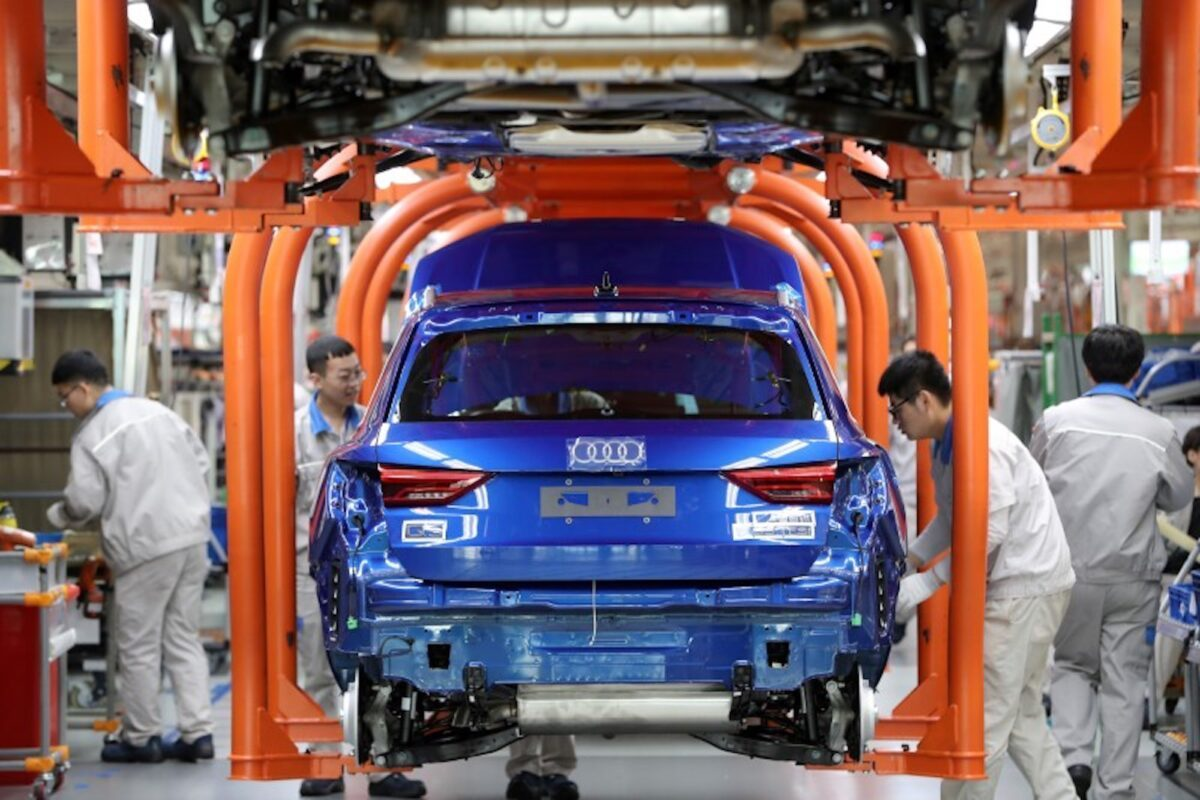 Auto Industry Cautious as China Starts 2020 With Forecast of a 2 ...