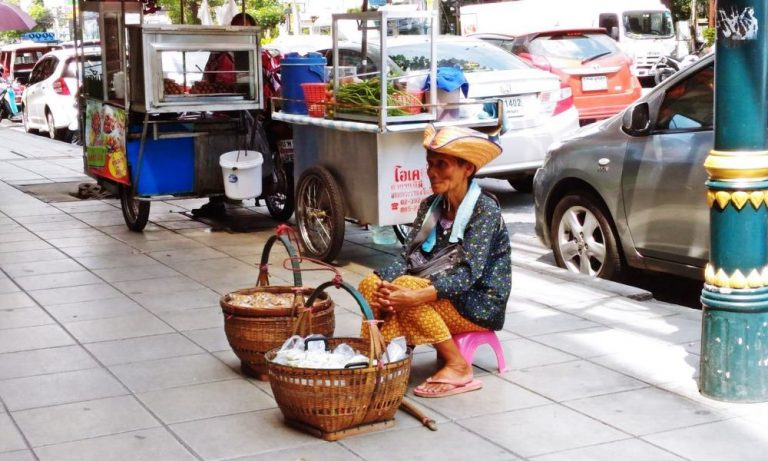 Covid-19, poverty, social protection and the Thai economy