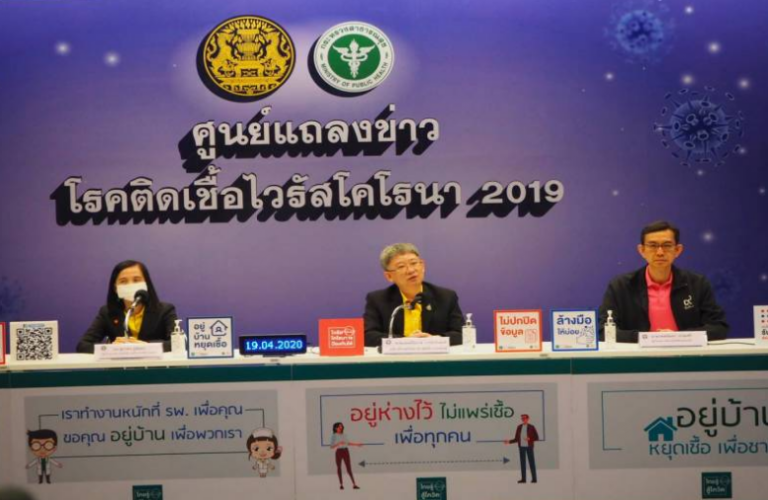 Thailand developing vaccines against COVID-19