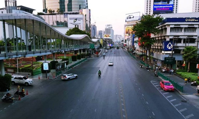 Thai economy contracted at a higher rate in March